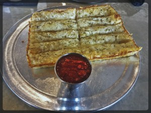 Garlic Bread, Via313, Austin, Texas