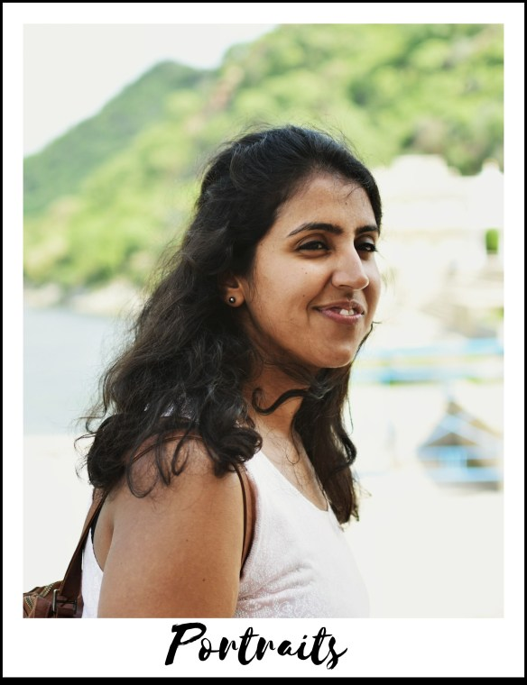 Portrait, ajita, penning silly thoughts, gallery, album, ajita mahajan