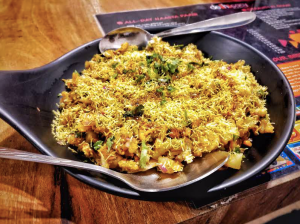 bhelpuri in delhicacy gurgaon