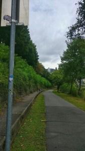 quiet roads in villach