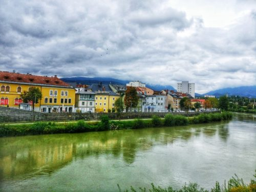 A promise of beautiful views and touristy city center – The Underrated City of Villach