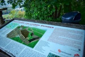 garden description of hohensalzburg