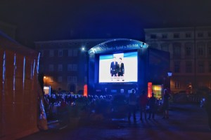 opera screening in Salzburg Austria