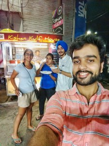 Sadar Bazar Agra has the best street food