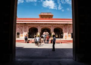 SarvatoBhadra in City Palace Jaipur