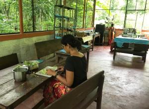 Volunteer at Poornodaya