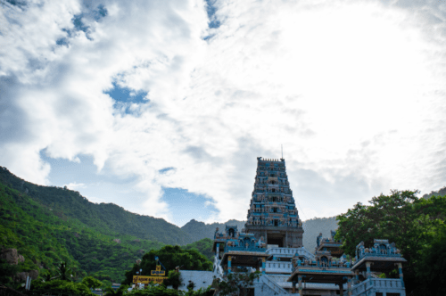 Maruthamalai temple (Marudhamalai) in Coimbatore