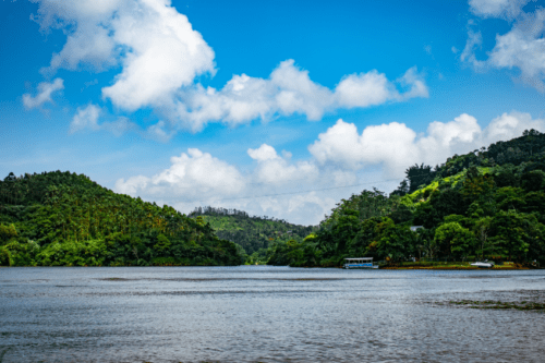 The quieter side of Chengulam dam