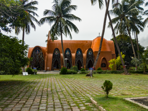St George Orthodox Koonan Kurishu Old Syrian Church in Kochi