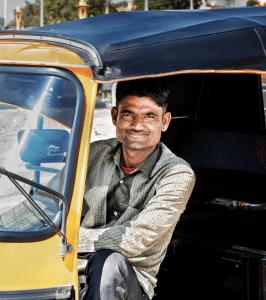 auto driver in india