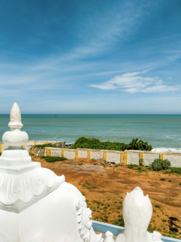 Sri Venkateswara Swamy Temple - kanyakumari travel guide