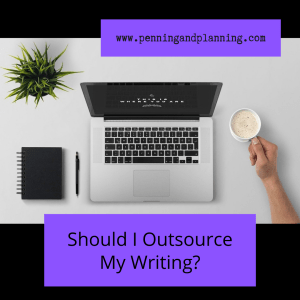 Should I Outsource My Writing?
