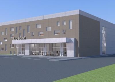 Pennington: McKenzie Drive Facility