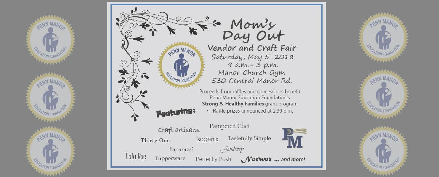 Vendor and craft fair May 5 will benefit Strong & Healthy Families program
