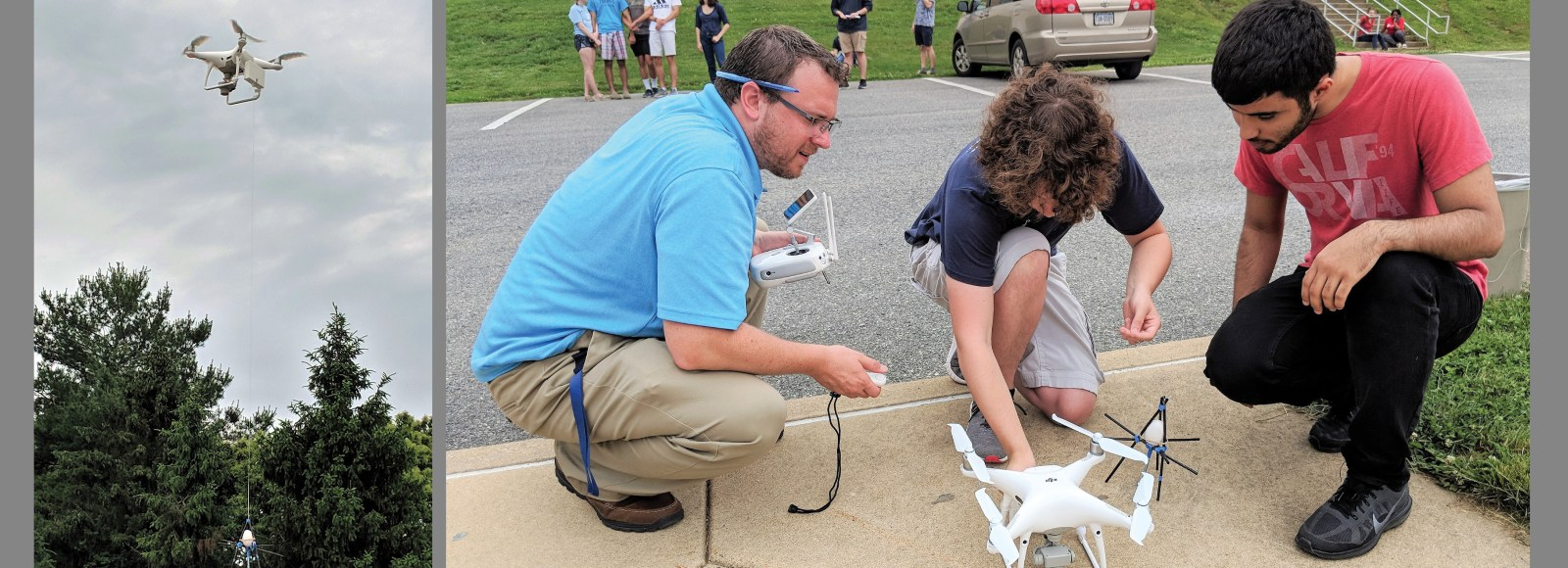 Venture Grants bring drones to Penn Manor HS classrooms