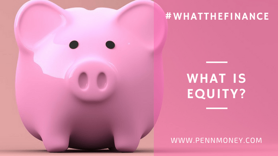 what is equity, personal finance blog, personal finance india