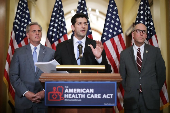 American Health Care Act  >> The American Health Care Act Politicized Ineffective And
