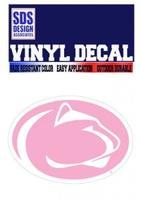 Penn State Logo Decal  Available in 3 or 6