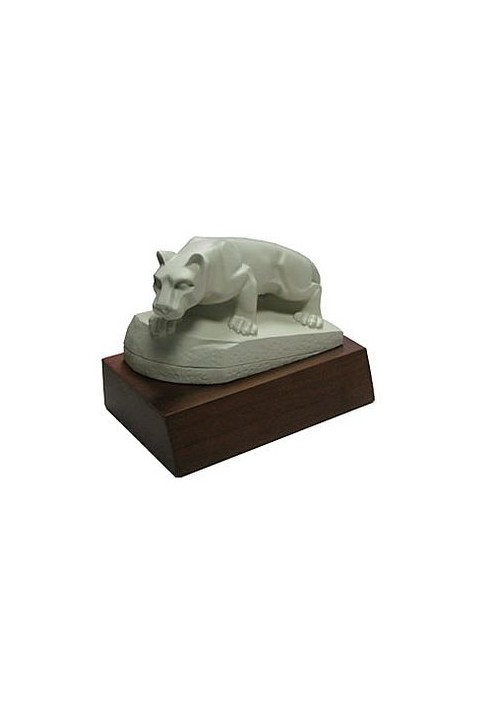 chair covers home goods slipcovered and a half penn state mini lion desk statue