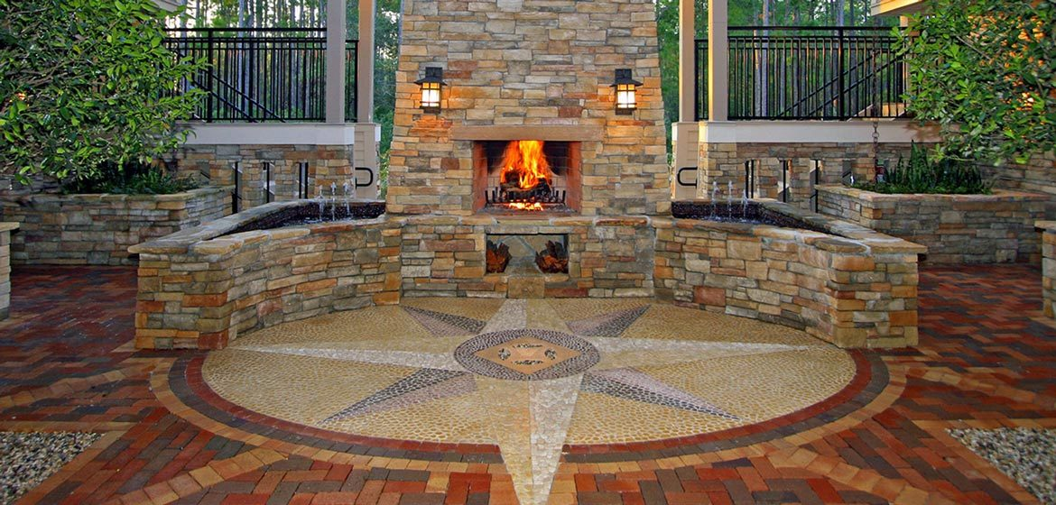 Fireplace Appealing Isokern Fireplace For Interior And Outdoor Fire Pits & Outdoor Fireplaces | Penn Stone