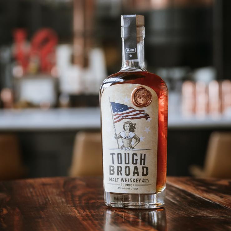 Tough Broad Malt Whiskey