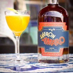 Wigle Saffron Amaro - Best in Category for Specialty Spirit