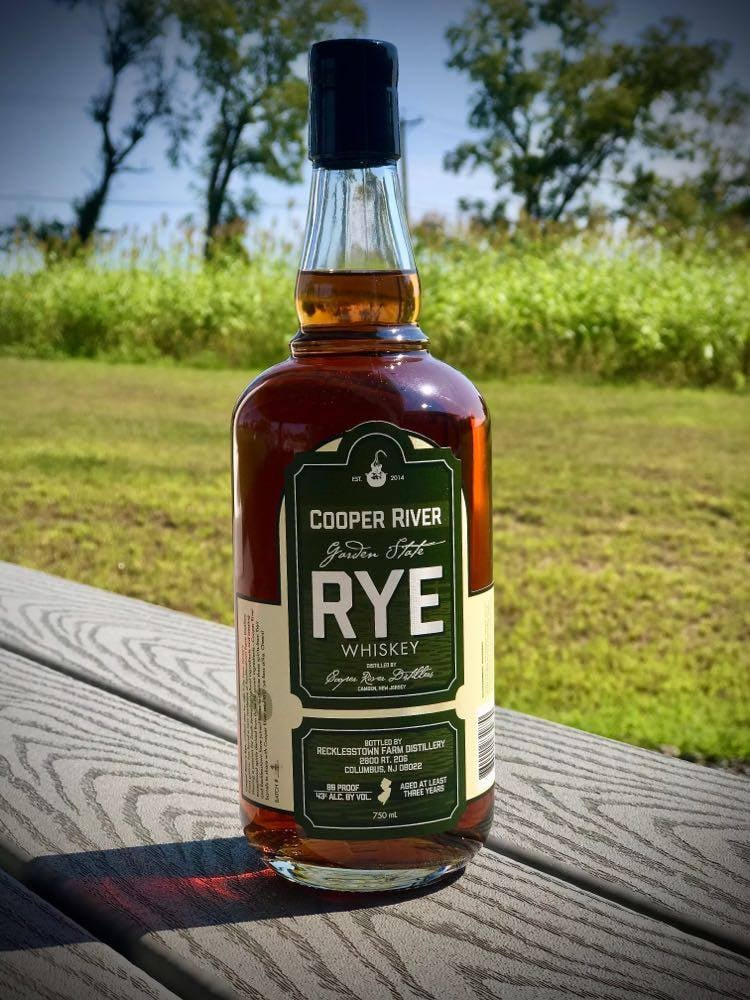 Cooper River Rye - Aged at Recklesstown Farm Distillery