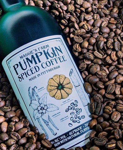 Maggie's Farm Pumpkin Spiced Coffee