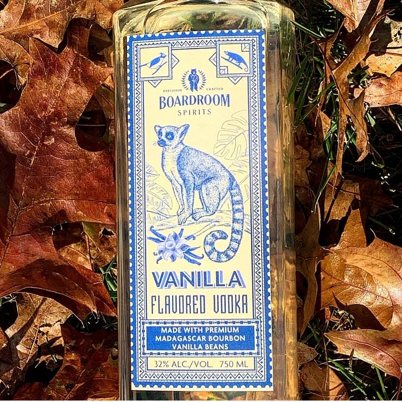 Boardroom Vanilla Flavored Vodka