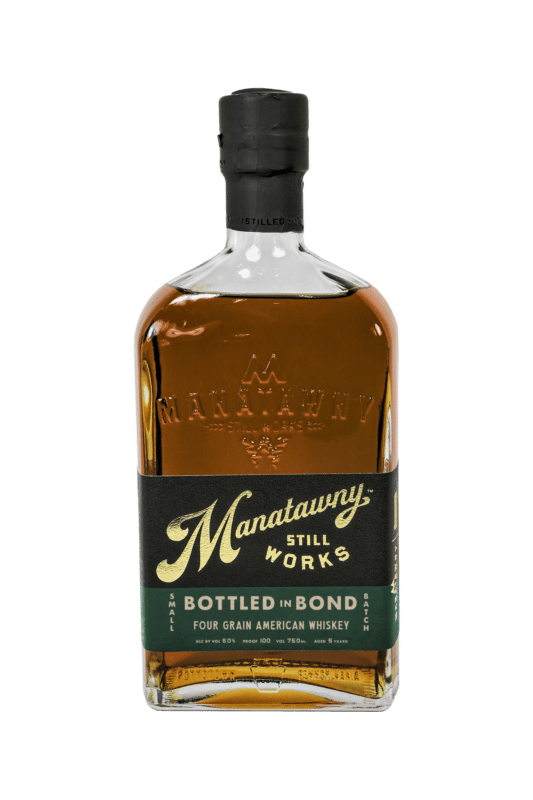 Manatawny Still Works Bottled in Bond