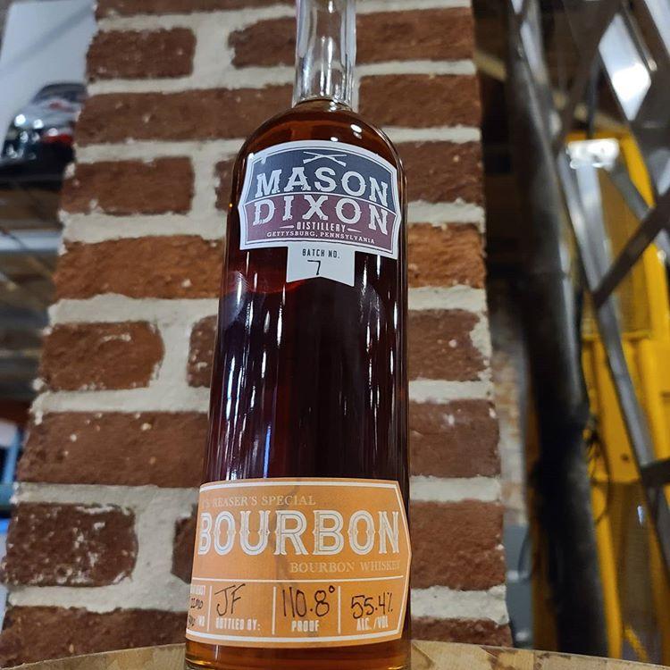 Mason Dixon C.S. Reaser's Special Bourbon