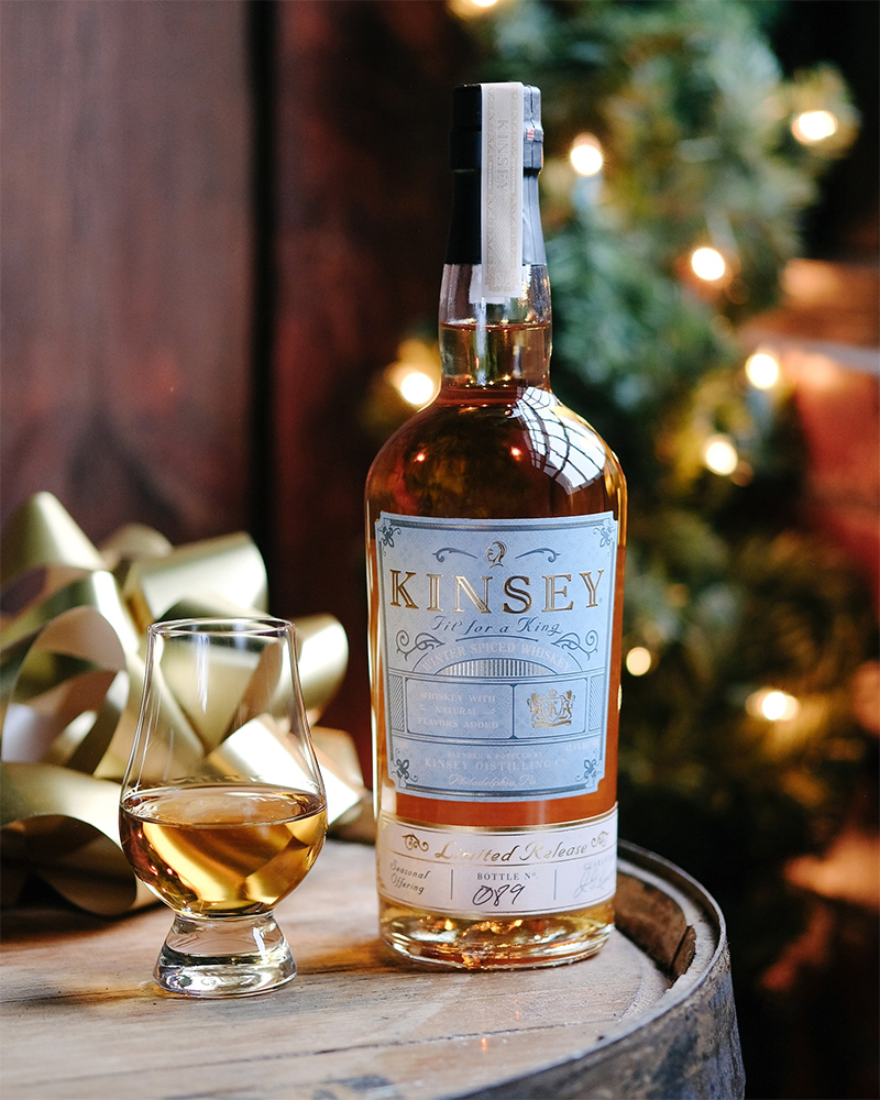 Kinsey Winter Whiskey