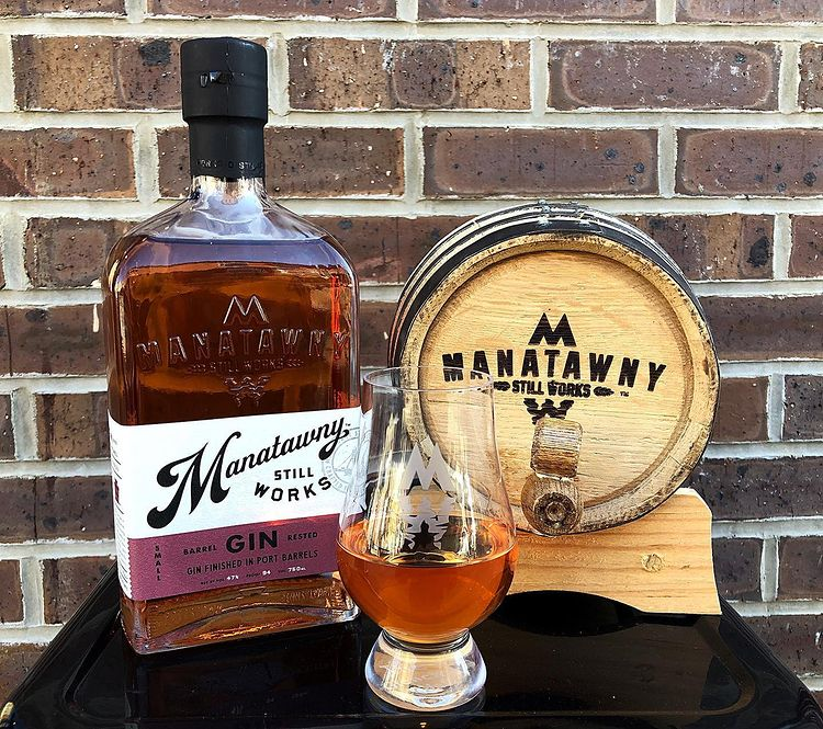 Manatawny Still Works - Port Barrel Finished Gin
