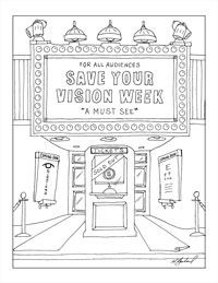 Kids' Coloring Posters