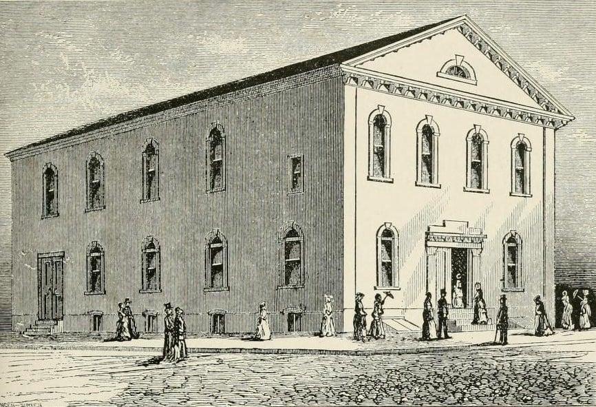 Early Philadelphia Pennsylvania Church Records