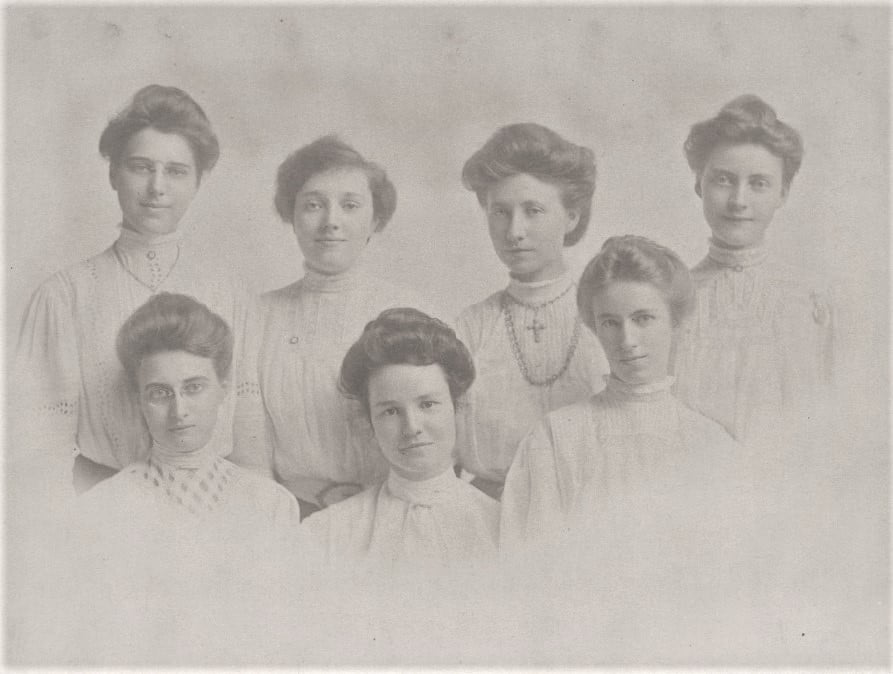 Class of 1907, Pennsylvania College for Women