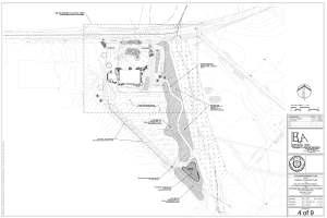 Penn Township Water Treatment Plant site map