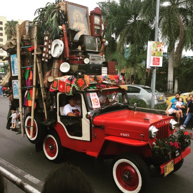 Crazy Willey Jeeps - so special they have a whole parade dedicated to them once a year in Armenia