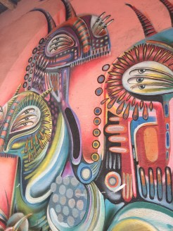 More Bogota Graffiti Art tour