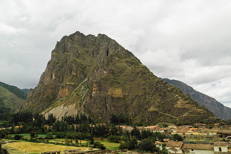 Pinkuylluna offers a challenging hike and spectacular views of Ollantaytambo.