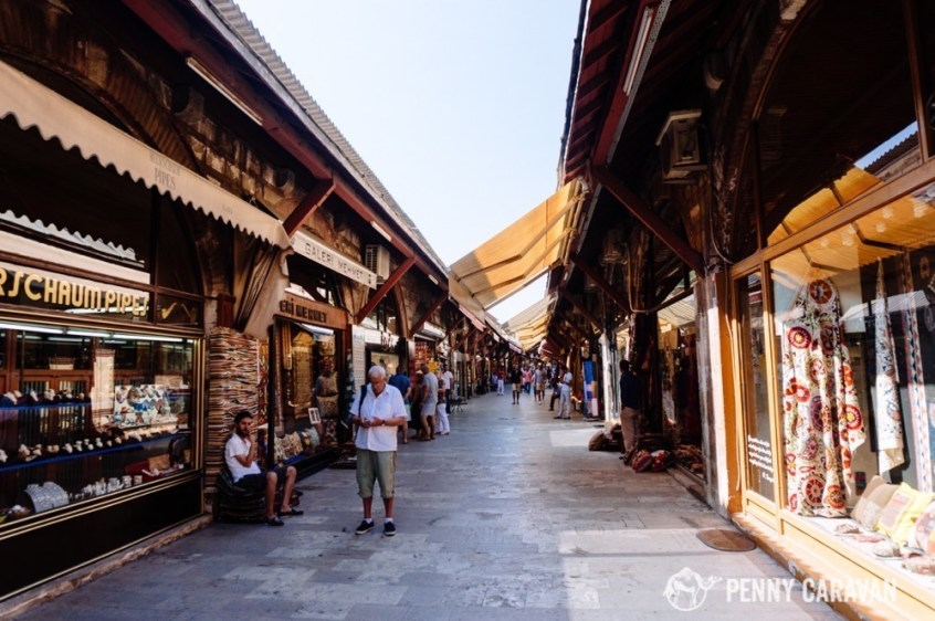 Arasta Bazaar
