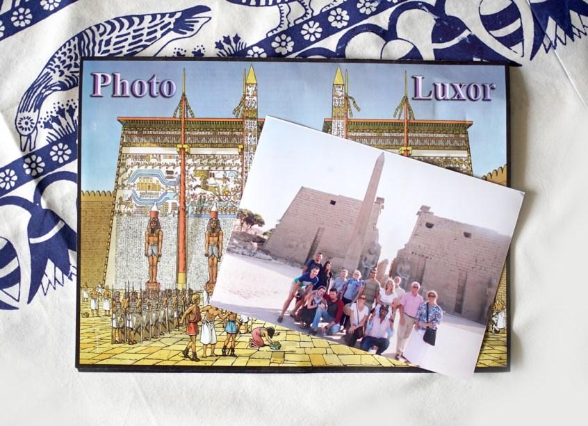 Luxor Temple Souvenir