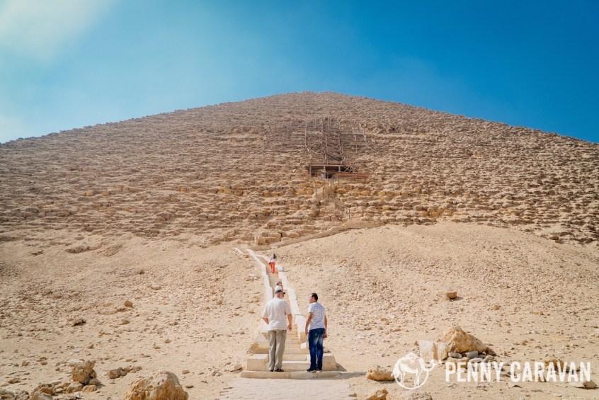 Red Pyramid at Dahshur