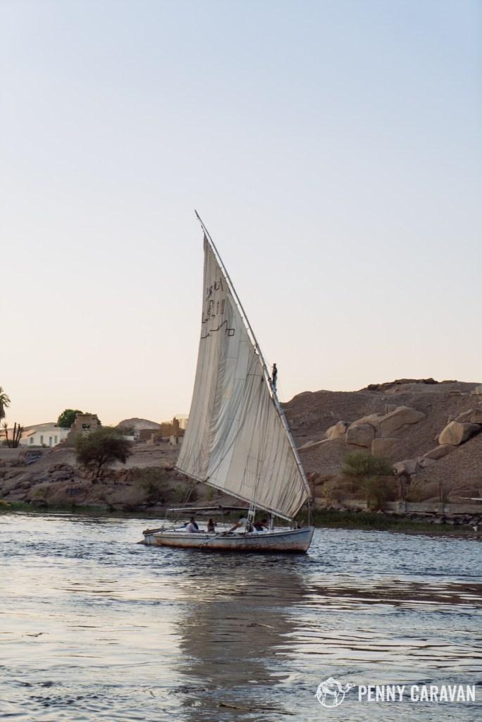 Aswan, Egypt | Penny Caravan
