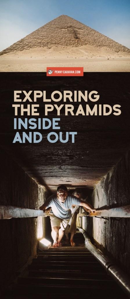 Exploring the Pyramids: Penny Caravan