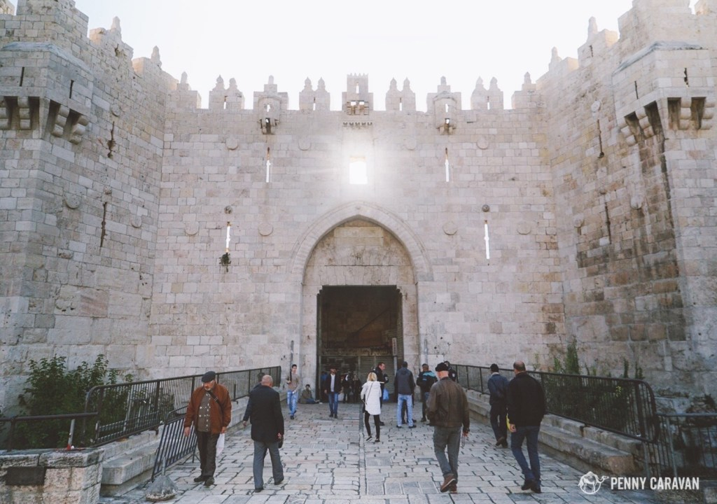 Damascus Gate | Penny Caravan