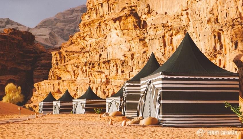 Wadi Rum Luxury Camp
