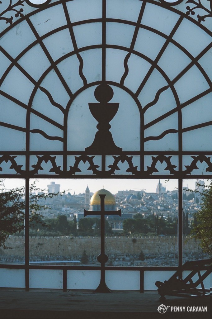 Mount of Olives | Penny Caravan