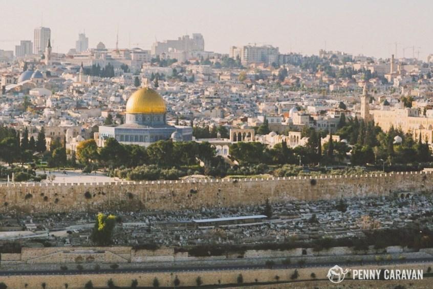 Mount of Olives | Penny Caravan