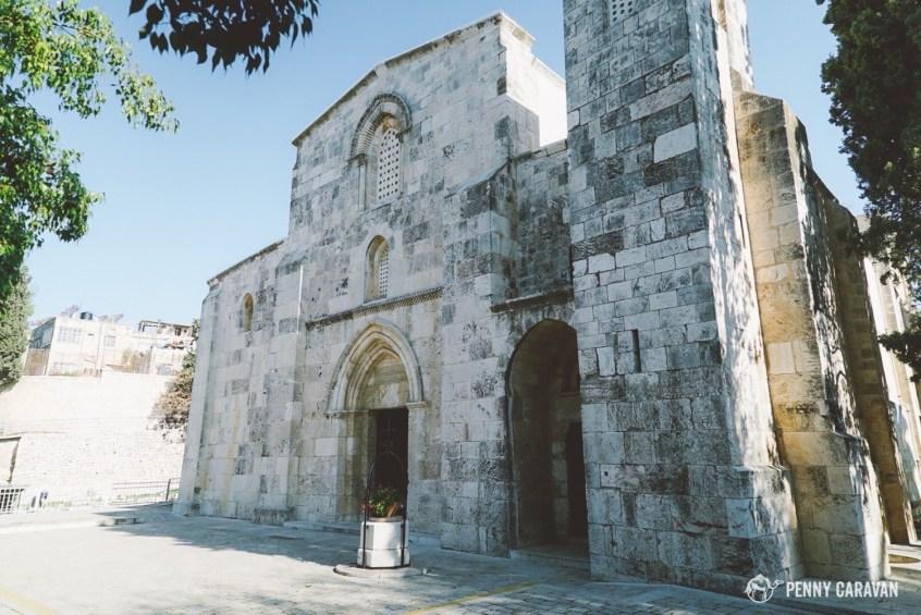 Holy Christian Sites of Jerusalem   Penny Caravan